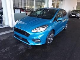 Ford Fiesta PREMIUM-S 5tg. 85 PS (NEUES MODELL / ST-LINE AUSSTATTUNG) bei Fahrzeugbestand – Ford Danner – Oberösterreich in Ihre Fahrzeugfamilie