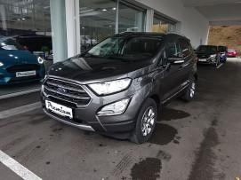 Ford EcoSport PREMIUM 125 PS EcoBoost Automatik (NEUES MODELL / TITANIUM-AUSSTATTUNG) bei Fahrzeugbestand – Ford Danner – Oberösterreich in Ihre Fahrzeugfamilie