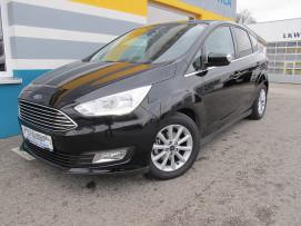 Ford C-Max TITANIUM 1,5 TDCi (BESTPREIS + € 1.000,– FINANZIERUNGSBONUS) bei Fahrzeugbestand – Ford Danner – Oberösterreich in Ihre Fahrzeugfamilie