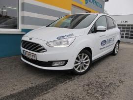 Ford C-Max TITANIUM 120 PS TDCi (AKTION) bei Fahrzeugbestand – Ford Danner – Oberösterreich in Ihre Fahrzeugfamilie