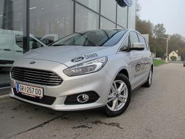 Ford S-Max TITANIUM-X 150 PS TDCi (AKTION) bei Fahrzeugbestand – Ford Danner – Oberösterreich in Ihre Fahrzeugfamilie