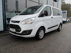 Ford Transit Custom Variobus TREND 2,0 TDCI L1H1 310 (BESTPREIS + € 1.000,– FINANZIERUNGSBONUS) bei Fahrzeugbestand – Ford Danner – Oberösterreich in Ihre Fahrzeugfamilie