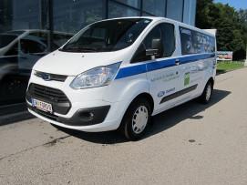 Ford Transit CUSTOM Kasten Trend L2H1 130 PS EcoBlue (€ 19.980,– exkl.) bei Fahrzeugbestand – Ford Danner – Oberösterreich in Ihre Fahrzeugfamilie