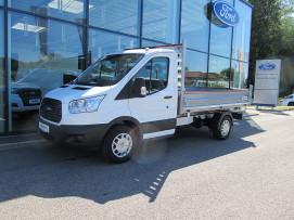 Ford Transit 3 SEITENKIPPER Trend  L2 130 PS EcoBlue (€ 27.880,– exkl.) bei Fahrzeugbestand – Ford Danner – Oberösterreich in Ihre Fahrzeugfamilie