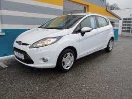Ford Fiesta Iconic 1,25 (Klima,Bluetooth,uvm.) bei Fahrzeugbestand – Ford Danner – Oberösterreich in Ihre Fahrzeugfamilie