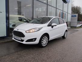 Ford Fiesta Easy 1,25 ( Winterpaket,Klima,Bluetooth,uvm.) bei Fahrzeugbestand – Ford Danner – Oberösterreich in Ihre Fahrzeugfamilie