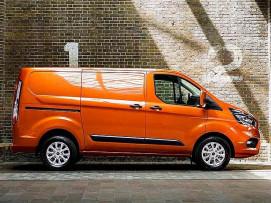Ford Transit Custom NEUES MODELL 2,0 TDCi L1H1 105PS 260 STARTUP (€ 16.680,– exkl.) bei Fahrzeugbestand – Ford Danner – Oberösterreich in Ihre Fahrzeugfamilie