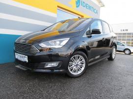 Ford C-Max TITANIUM-X 1,5 TDCi (BESTPREIS + € 1.000,– FINANZIERUNGSBONUS) bei Fahrzeugbestand – Ford Danner – Oberösterreich in Ihre Fahrzeugfamilie