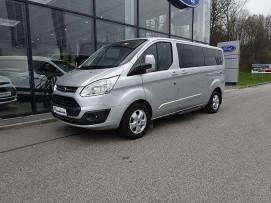Ford Tourneo Custom TITANIUM L2H1 2,0 TDCi (VOLLAUSSTATTUNG zum BESTPREIS) bei Fahrzeugbestand – Ford Danner – Oberösterreich in Ihre Fahrzeugfamilie
