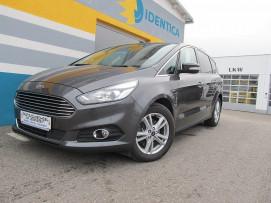 Ford S-Max TITANIUM 150 PS TDCi (BESTPREIS + € 1.000,– FINANZIERUNGSBONUS) bei Fahrzeugbestand – Ford Danner – Oberösterreich in Ihre Fahrzeugfamilie
