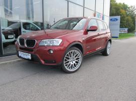 BMW X3 xDrive20d Österreich-Paket (LÜCKENLOSES SERVICEHEFT + 20 Zoll Räder) bei Fahrzeugbestand – Ford Danner – Oberösterreich in Ihre Fahrzeugfamilie