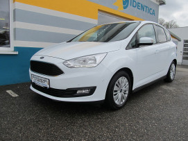 Ford C-Max BUSINESS PLUS 1,5 TDCi (TOUCHSCREEN, SYNC 3.0, TEMPOMAT, PARK-ASSISTENT, RÜCKFAHRKAMERA, uvm.) bei Fahrzeugbestand – Ford Danner – Oberösterreich in Ihre Fahrzeugfamilie