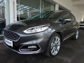 Ford Fiesta PREMIUM-S 5tg. 100 PS EcoBoost (LAGERABVERKAUF / VIGNALE-AUSSTATTUNG) bei Fahrzeugbestand – Ford Danner – Oberösterreich in Ihre Fahrzeugfamilie