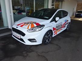 Ford Fiesta ST-LINE 5tg. 100 PS EcoBoost (VOLLAUSSTATTUNG zum BESTPREIS) bei Fahrzeugbestand – Ford Danner – Oberösterreich in Ihre Fahrzeugfamilie