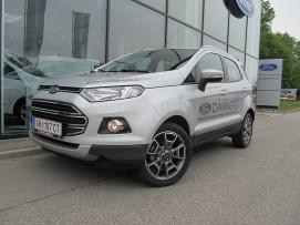 Ford EcoSport TITANIUM 1,5 TDCi (VOLLAUSSTATTUNG zum BESTPREIS) bei Fahrzeugbestand – Ford Danner – Oberösterreich in Ihre Fahrzeugfamilie