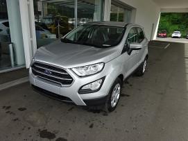 Ford EcoSport STYLE 125 PS EcoBoost (TREND-AUSSTATTUNG / NEUES MODELL) bei Fahrzeugbestand – Ford Danner – Oberösterreich in Ihre Fahrzeugfamilie