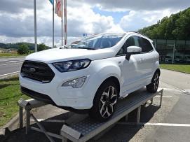 Ford EcoSport PREMIUM-S 100 PS EcoBoost (ST-LINE AUSSTATTUNG / NEUES MODELL) bei Fahrzeugbestand – Ford Danner – Oberösterreich in Ihre Fahrzeugfamilie