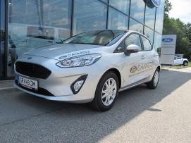 Ford Fiesta STYLE 5tg. 70 PS (TREND-AUSSTATTUNG zum BESTPREIS) bei Fahrzeugbestand – Ford Danner – Oberösterreich in Ihre Fahrzeugfamilie