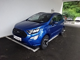 Ford EcoSport PREMIUM-S 125 PS EcoBoost (ST-LINE AUSSTATTUNG / NEUES MODELL) bei Fahrzeugbestand – Ford Danner – Oberösterreich in Ihre Fahrzeugfamilie