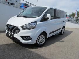 Ford Tourneo Custom STYLE 130 PS EcoBlue 320L1H1 (TREND-AUSSTATTUNG / LAGERABVERKAUF) bei Fahrzeugbestand – Ford Danner – Oberösterreich in Ihre Fahrzeugfamilie