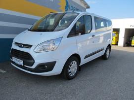 Ford Transit Custom Variobus 2,0 TDCI L1H1 310 Trend (Doppelklima,Sichtpaket,uvm.) bei Fahrzeugbestand – Ford Danner – Oberösterreich in Ihre Fahrzeugfamilie