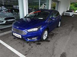 Ford Focus PREMIUM 5tg. 120 PS TDCi (TITANIUM-AUSSTATTUNG / TAGESZULASSUNG) bei Fahrzeugbestand – Ford Danner – Oberösterreich in Ihre Fahrzeugfamilie