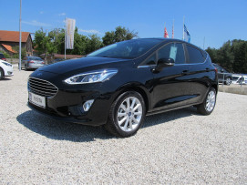 Ford Fiesta PREMIUM 5tg. 85 PS (TITANIUM-AUSSTATTUNG / TAGESZULASSUNG) bei Fahrzeugbestand – Ford Danner – Oberösterreich in Ihre Fahrzeugfamilie