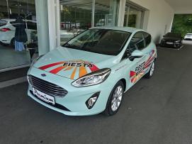 Ford Fiesta TITANIUM 85 PS Coupe (VOLLAUSSTATTUNG zum BESTPREIS) Titanium bei Fahrzeugbestand – Ford Danner – Oberösterreich in Ihre Fahrzeugfamilie