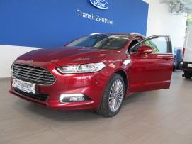 Ford Mondeo TITANIUM Traveller 2,0 TDCi Aut. (TITANIUM zum BESTPREIS) bei Fahrzeugbestand – Ford Danner – Oberösterreich in Ihre Fahrzeugfamilie