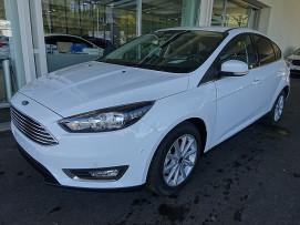 Ford Focus TITANIUM 5tg. 95 PS TDCi (TAGESZULASSUNG zum BESTPREIS) bei Fahrzeugbestand – Ford Danner – Oberösterreich in Ihre Fahrzeugfamilie