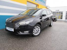 Ford Focus TITANIUM Traveller 1,5 TDCi (BESTPREIS + € 1.000,– FINANZIERUNGSBONUS) bei Fahrzeugbestand – Ford Danner – Oberösterreich in Ihre Fahrzeugfamilie