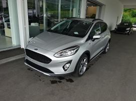 Ford Fiesta ACTIVE 5tg. 85 PS EcoBoost (PREMIUM-AUSSTATTUNG) bei Fahrzeugbestand – Ford Danner – Oberösterreich in Ihre Fahrzeugfamilie