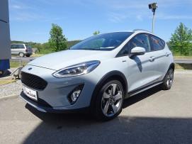 Ford Fiesta ACTIVE PLUS 5tg. 120 PS TDCi (PREMIUM-AUSSTATTUNG) bei Fahrzeugbestand – Ford Danner – Oberösterreich in Ihre Fahrzeugfamilie