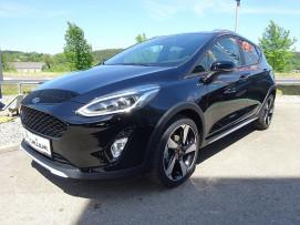 Ford Fiesta ACTIVE COLOUR-LINE 5tg. 100 PS EcoBoost (PREMIUM-AUSSTATTUNG) bei Fahrzeugbestand – Ford Danner – Oberösterreich in Ihre Fahrzeugfamilie