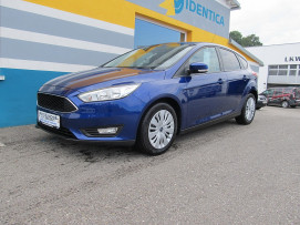 Ford Focus 1,5 TDCi Style (TOP-AUSSTATTUNG zum BESTPREIS) bei Fahrzeugbestand – Ford Danner – Oberösterreich in Ihre Fahrzeugfamilie