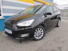Ford C-Max TITANIUM 1,5 TDCi (VOLLAUSSTATTUNG zum BESTPREIS) bei Fahrzeugbestand – Ford Danner – Oberösterreich in Ihre Fahrzeugfamilie