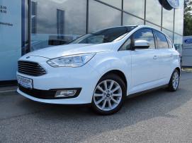 Ford C-MAX TITANIUM 1,5 TDCi (VOLLAUSSTATTUNG + iPhone X GRATIS*) bei Fahrzeugbestand – Ford Danner – Oberösterreich in Ihre Fahrzeugfamilie