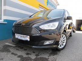 Ford C-MAX TITANIUM 1,5 TDCi ( BESTPREIS+ iPhone X GRATIS*) bei Fahrzeugbestand – Ford Danner – Oberösterreich in Ihre Fahrzeugfamilie