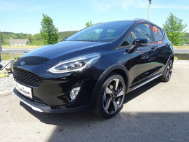 Ford Fiesta ACTIVE COLOUR-LINE 5tg. 100 PS EcoBoost bei BM || Ford Danner PKW in