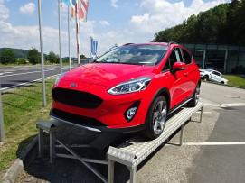 Ford Fiesta ACTIVE 5tg. 85 PS EcoBoost (PREMIUM-AUSSTATTUNG / LAGERABVERKAUF) bei BM || Ford Danner PKW in