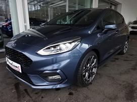 Ford Fiesta PREMIUM-S 5tg. 100 PS EcoBoost (ST-LINE AUSSTATTUNG / LAGERABVERKAUF) bei BM || Ford Danner PKW in