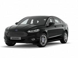Ford Mondeo PREMIUM 5tg. 150 PS TDCi (TITANIUM-AUSSTATTUNG / LAGERABVERKAUF) bei BM || Ford Danner PKW in