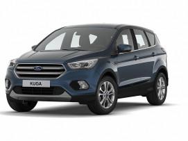 Ford Kuga PREMIUM 150 PS TDCi 4×4 (TITANIUM-AUSSTATTUNG / LAGERABVERKAUF) bei BM || Ford Danner PKW in