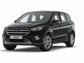 Ford Kuga PREMIUM 150 PS TDCi PowerShift 4×4 (TITANIUM-AUSSTATTUNG / LAGERABVERKAUF) bei BM || Ford Danner PKW in