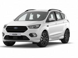 Ford Kuga PREMIUM-S 150 PS TDCi 4×4 (ST-LINE AUSSTATTUNG / LAGERABVERKAUF) bei BM || Ford Danner PKW in