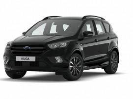 Ford Kuga PREMIUM-S 150 PS TDCi PowerShift 4×4 (ST-LINE AUSSTATTUNG / LAGERABVERKAUF) bei BM || Ford Danner PKW in
