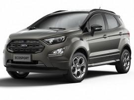 Ford EcoSport PREMIUM-S 100 PS EcoBlue (ST-LINE AUSSTATTUNG) bei BM || Ford Danner PKW in