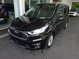 Ford Tourneo Connect Grand PREMIUM 120 PS EcoBlue (TITANIUM-AUSSTATTUNG) bei BM    Ford Danner PKW in