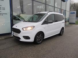 Ford Tourneo Courier PREMIUM-S 100 PS EcoBoost (SPORT-AUSSTATTUNG) bei BM || Ford Danner PKW in