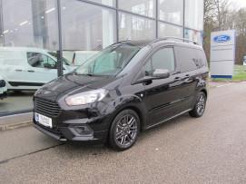 Ford Tourneo Courier PREMIUM-S 100 PS TDCi (SPORT-AUSSTATTUNG) bei BM || Ford Danner PKW in